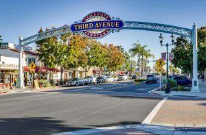Third Ave in Chula Vista, CA