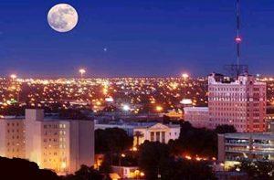 Moonlight on Laredo