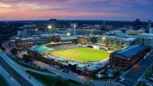 Durham Bulls Athletic Park, NC